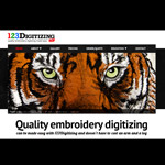 Web Design: 123Digitizing