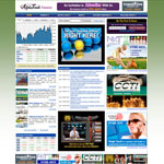 Web Design: AlphaTrade Financial Portal