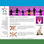 Web Design: Cancer Therapies Foundation