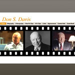 Web Design: Don S. Davis - Veteran Character Actor